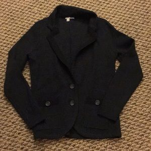 Halogen Sweater blazer
